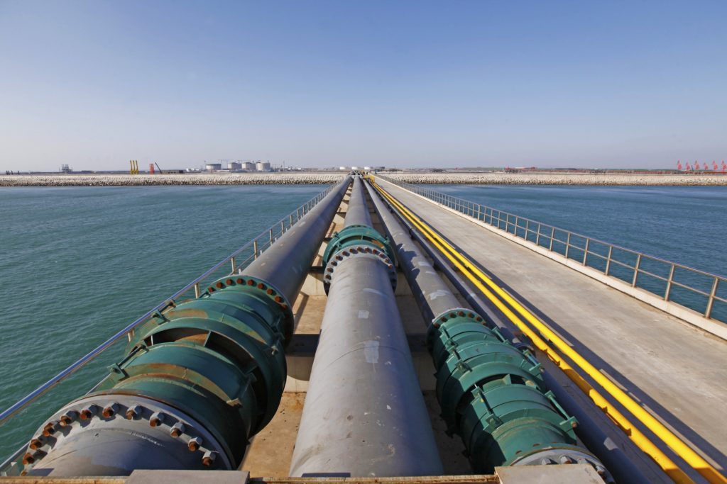 Oil and gas operations and logistics